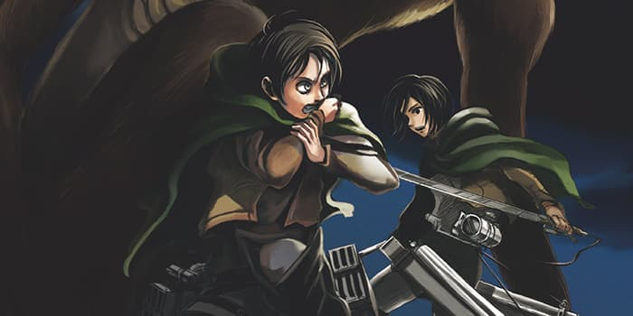 Attack on Titan Manga Series Ends With Volume 34