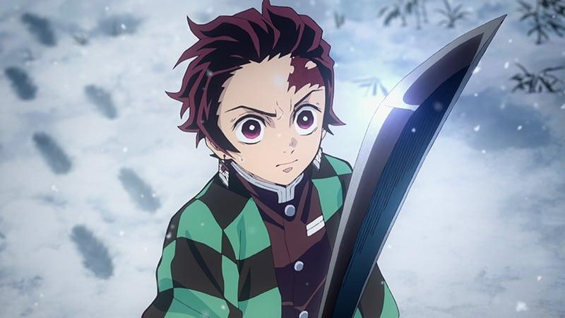Best New Anime 2020 Demon Slayer - Kimetsu no Yaiba - The Movie: Mugen Train
