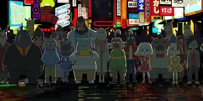 Odd Taxi Anime