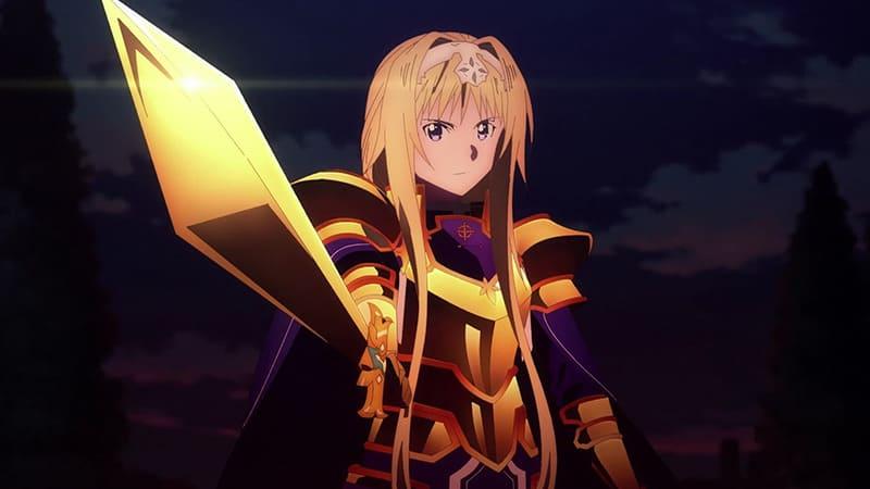 Best New Anime 2020 Sword Art Online: Alicization – War of Underworld Part 2