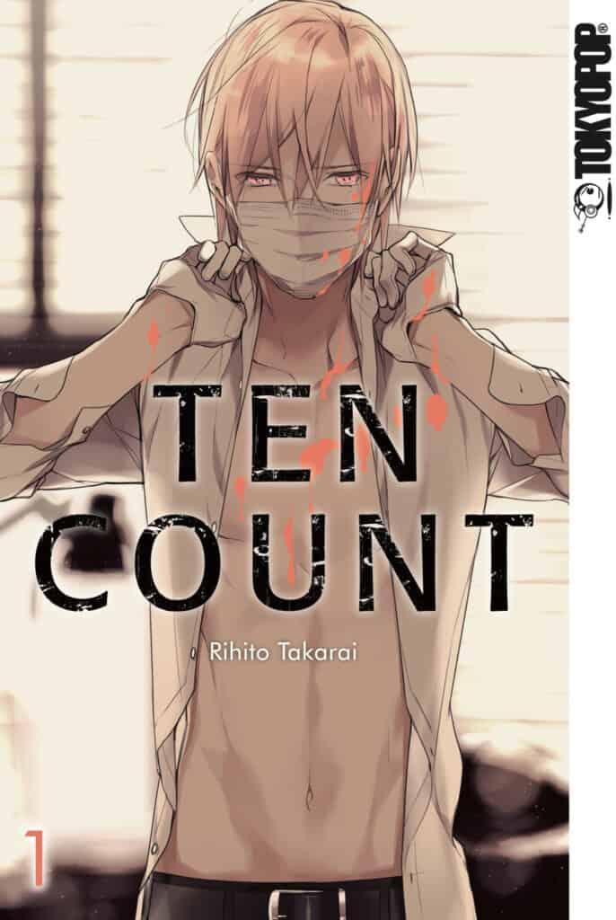 Ten Count Anime