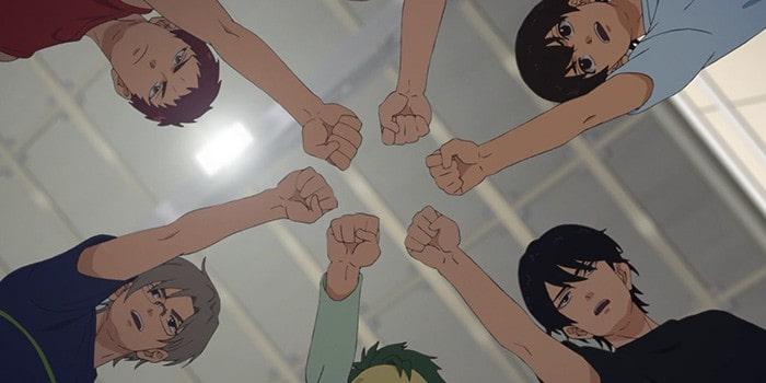 Bakuten! Anime Release Date