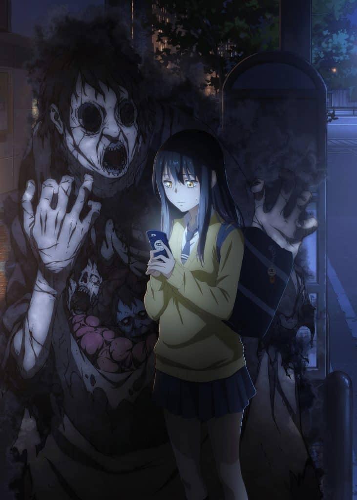 Mieruko-chan Visual