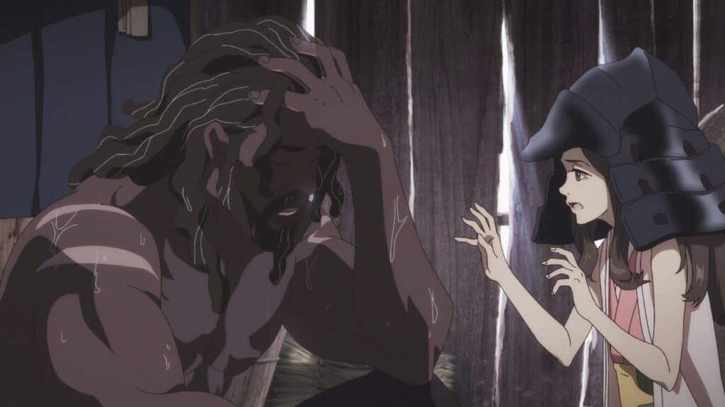 Yasuke Anime Screenshots