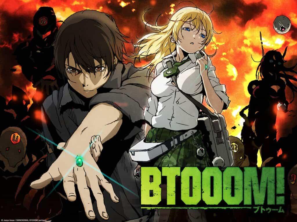 Btooom Season 2 Release Date