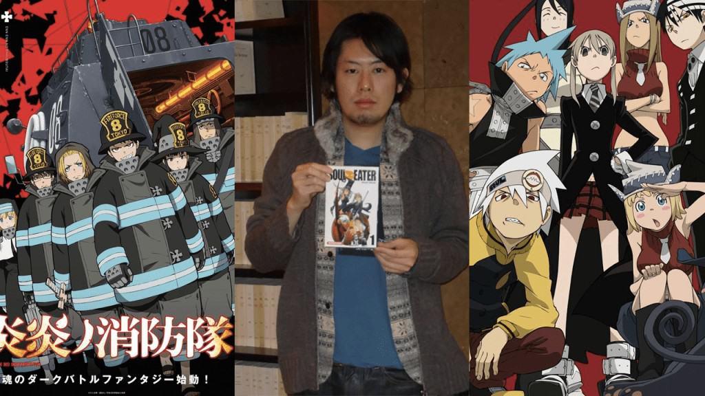 Atsushi Ohkubo Fire Force Author