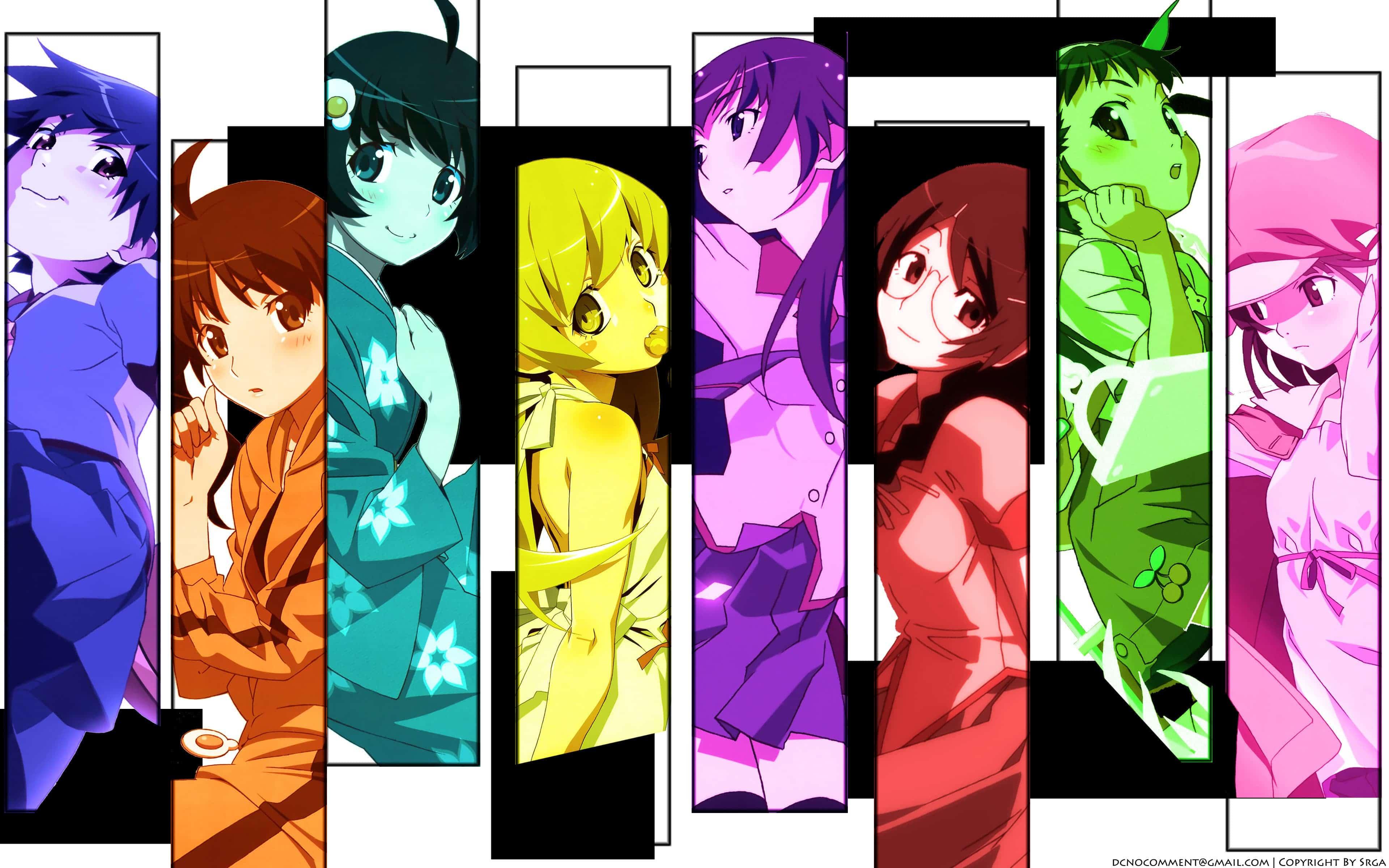 Monogatari Series Watch Order by author