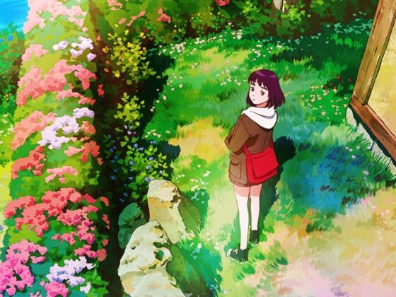 Misaki no Mayoiga anime movie