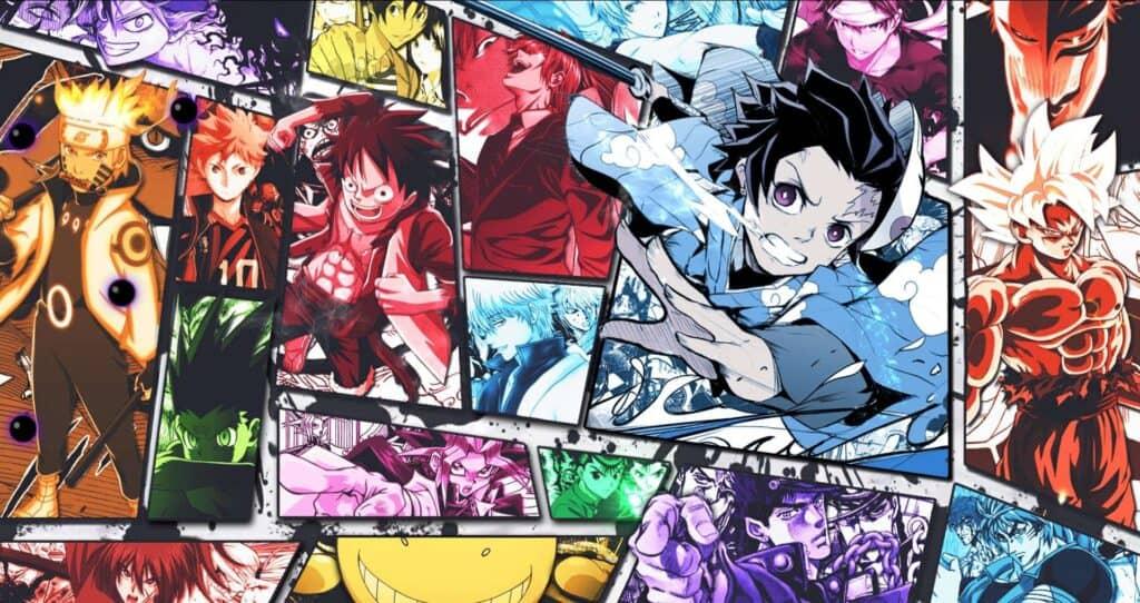 Top 100 Best Manga