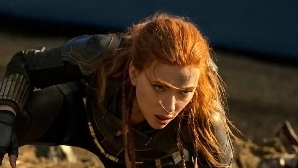 Black Widow Stream on Disney+