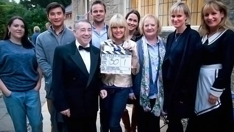 Cast of Agatha Raisin Season 4