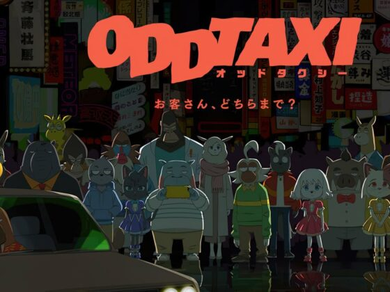 Odd Taxi Season 2