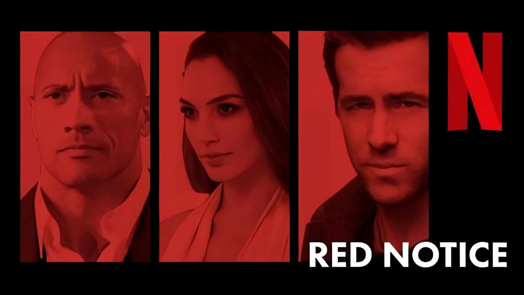 Red Notice Release Date November 2021 on Netflix • The Awesome One