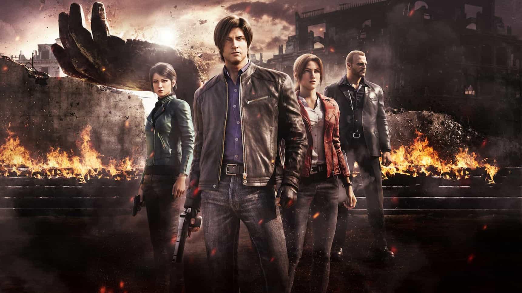 Resident Evil Infinite Darkness Season 2