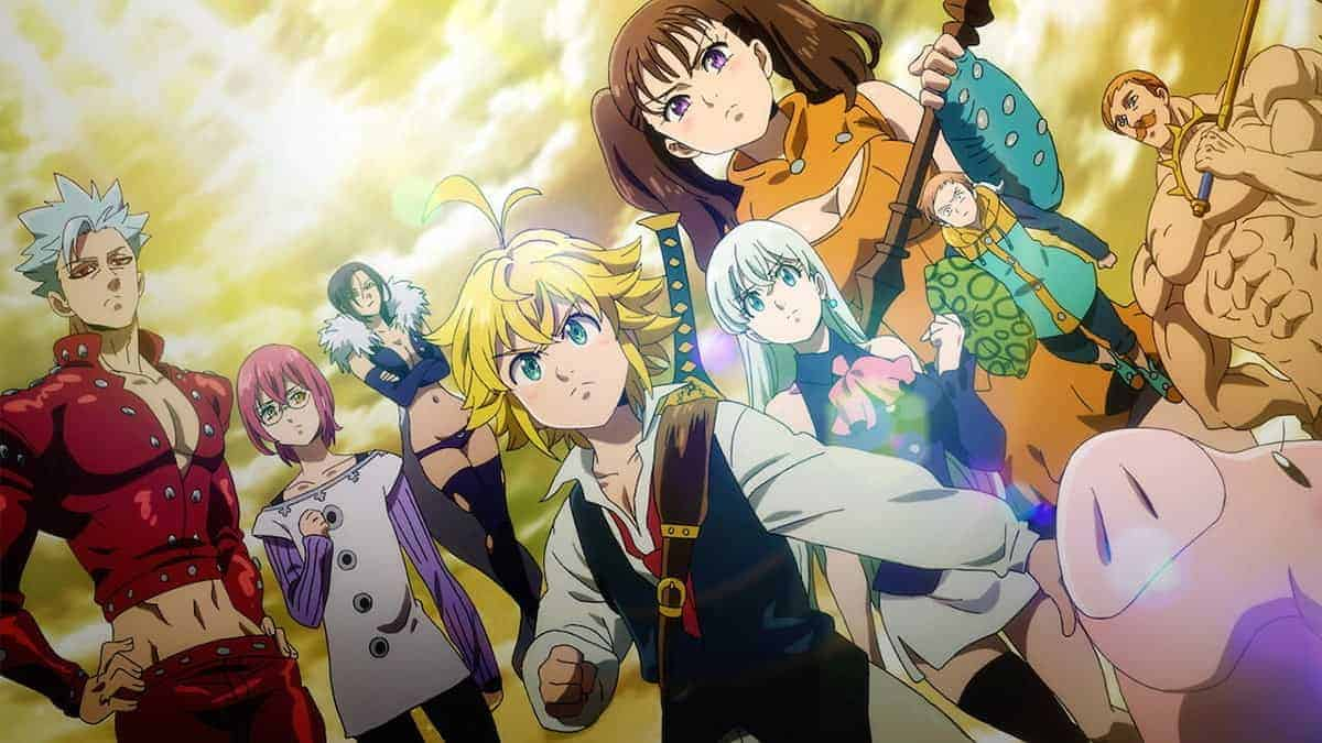 The Seven Deadly Sins Season 6
