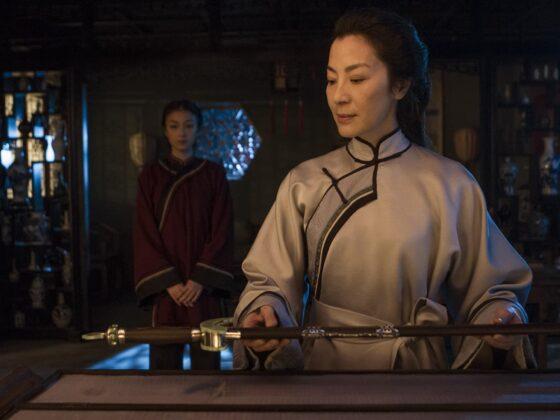The Witcher: Blood Origin: Michelle Yeoh