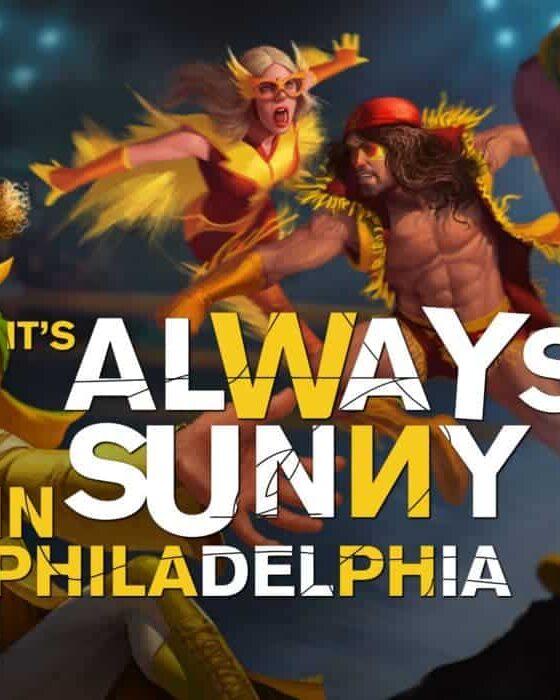 Always Sunny Season 15
